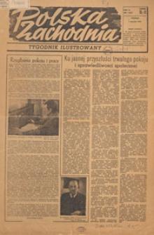 Polska Zachodnia : tygodnik : organ P.Z.Z., 1950.01.01 nr 1