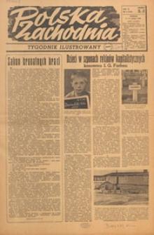 Polska Zachodnia : tygodnik : organ P.Z.Z., 1950.02.26-03.04 nr 9
