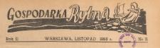 Gospodarka Rybna, 1950.11 nr 11