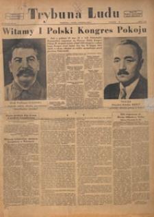 Trybuna Ludu : organ Komitetu Centralnego Polskiej Zjednoczonej Partii Robotniczej, 1950.09.23 nr 262