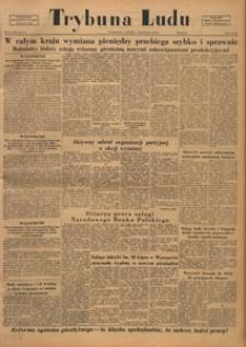 Trybuna Ludu : organ Komitetu Centralnego Polskiej Zjednoczonej Partii Robotniczej, 1950.11.20 nr 319