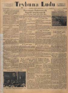 Trybuna Ludu : organ Komitetu Centralnego Polskiej Zjednoczonej Partii Robotniczej, 1950.08.24 nr 231