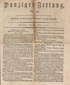 Danziger Zeitung, 1813.06.18 nr 96