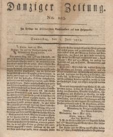 Danziger Zeitung, 1813.07.01 nr 103