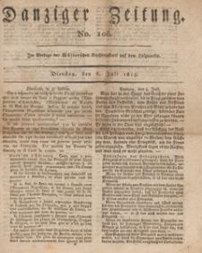 Danziger Zeitung, 1813.07.06 nr 106