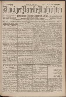Danziger Neueste Nachrichten : unparteiisches Organ und allgemeiner Anzeiger129/1897