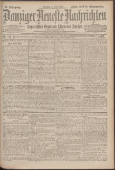 Danziger Neueste Nachrichten : unparteiisches Organ und allgemeiner Anzeiger131/1897