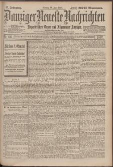 Danziger Neueste Nachrichten : unparteiisches Organ und allgemeiner Anzeiger136/1897