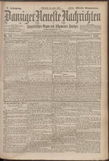 Danziger Neueste Nachrichten : unparteiisches Organ und allgemeiner Anzeiger138/1897