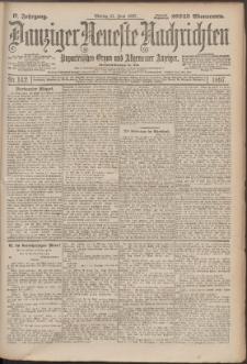 Danziger Neueste Nachrichten : unparteiisches Organ und allgemeiner Anzeiger142/1897