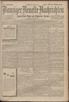 Danziger Neueste Nachrichten : unparteiisches Organ und allgemeiner Anzeiger143/1897