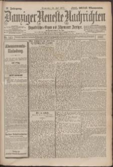 Danziger Neueste Nachrichten : unparteiisches Organ und allgemeiner Anzeiger 145/1897