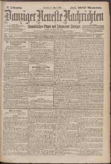 Danziger Neueste Nachrichten : unparteiisches Organ und allgemeiner Anzeiger 146/1897