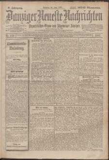 Danziger Neueste Nachrichten : unparteiisches Organ und allgemeiner Anzeiger 149/1897