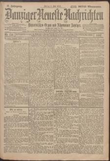 Danziger Neueste Nachrichten : unparteiisches Organ und allgemeiner Anzeiger158/1897