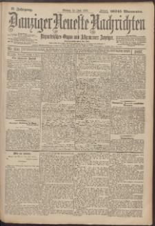 Danziger Neueste Nachrichten : unparteiisches Organ und allgemeiner Anzeiger160/1897