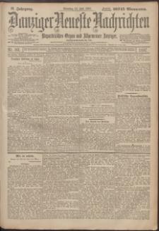 Danziger Neueste Nachrichten : unparteiisches Organ und allgemeiner Anzeiger161/1897