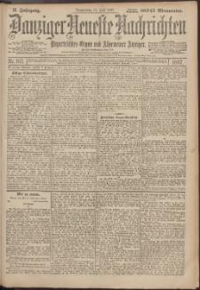Danziger Neueste Nachrichten : unparteiisches Organ und allgemeiner Anzeiger163/1897