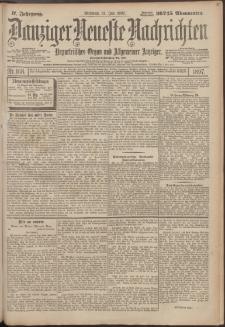 Danziger Neueste Nachrichten : unparteiisches Organ und allgemeiner Anzeiger168/1897