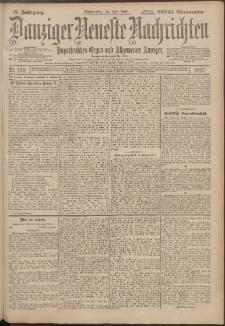 Danziger Neueste Nachrichten : unparteiisches Organ und allgemeiner Anzeiger169/1897