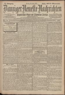 Danziger Neueste Nachrichten : unparteiisches Organ und allgemeiner Anzeiger170/1897