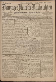 Danziger Neueste Nachrichten : unparteiisches Organ und allgemeiner Anzeiger171/1897