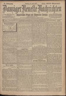 Danziger Neueste Nachrichten : unparteiisches Organ und allgemeiner Anzeiger 173/1897