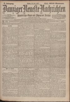 Danziger Neueste Nachrichten : unparteiisches Organ und allgemeiner Anzeiger 176/1897