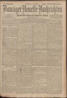 Danziger Neueste Nachrichten : unparteiisches Organ und allgemeiner Anzeiger 177/1897