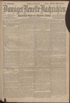 Danziger Neueste Nachrichten : unparteiisches Organ und allgemeiner Anzeiger 178/1897