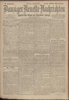 Danziger Neueste Nachrichten : unparteiisches Organ und allgemeiner Anzeiger 180/1897