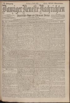 Danziger Neueste Nachrichten : unparteiisches Organ und allgemeiner Anzeiger 182/1897