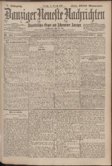 Danziger Neueste Nachrichten : unparteiisches Organ und allgemeiner Anzeiger 188/1897