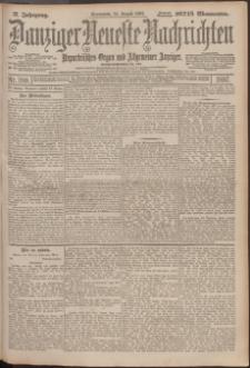 Danziger Neueste Nachrichten : unparteiisches Organ und allgemeiner Anzeiger 189/1897