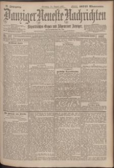 Danziger Neueste Nachrichten : unparteiisches Organ und allgemeiner Anzeiger197/1897