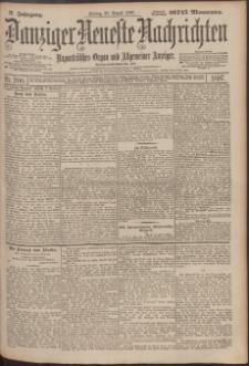 Danziger Neueste Nachrichten : unparteiisches Organ und allgemeiner Anzeiger200/1897