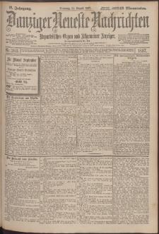 Danziger Neueste Nachrichten : unparteiisches Organ und allgemeiner Anzeiger203/1897