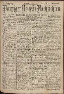 Danziger Neueste Nachrichten : unparteiisches Organ und allgemeiner AnzeigerDanziger Neueste Nachrichten : unparteiisches Organ und allgemeiner Anzeiger208/1897