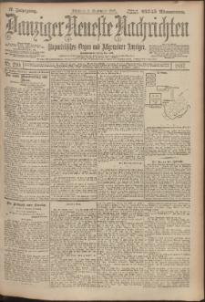 Danziger Neueste Nachrichten : unparteiisches Organ und allgemeiner Anzeiger210/1897