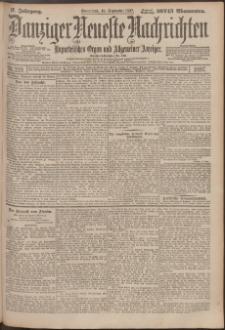 Danziger Neueste Nachrichten : unparteiisches Organ und allgemeiner Anzeiger 219/1897