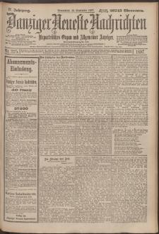 Danziger Neueste Nachrichten : unparteiisches Organ und allgemeiner Anzeiger 225/1897