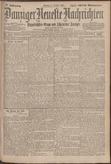 Danziger Neueste Nachrichten : unparteiisches Organ und allgemeiner Anzeiger 232/1897
