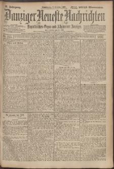 Danziger Neueste Nachrichten : unparteiisches Organ und allgemeiner Anzeiger 235/1897