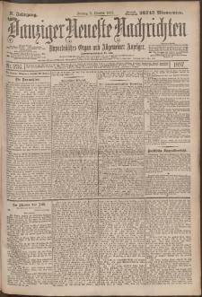 Danziger Neueste Nachrichten : unparteiisches Organ und allgemeiner Anzeiger 236/1897