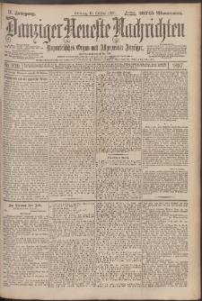 Danziger Neueste Nachrichten : unparteiisches Organ und allgemeiner Anzeiger 239/1897