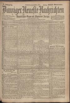Danziger Neueste Nachrichten : unparteiisches Organ und allgemeiner Anzeiger 243/1897
