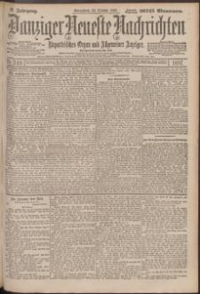 Danziger Neueste Nachrichten : unparteiisches Organ und allgemeiner Anzeiger249/1897