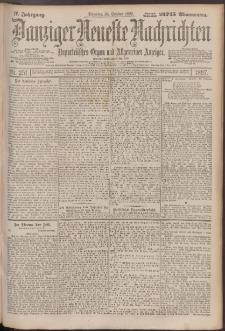Danziger Neueste Nachrichten : unparteiisches Organ und allgemeiner Anzeiger251/1897
