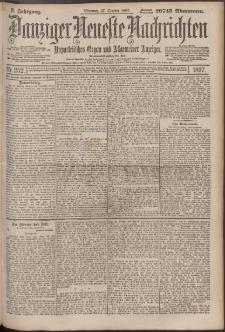 Danziger Neueste Nachrichten : unparteiisches Organ und allgemeiner Anzeiger252/1897