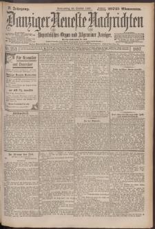 Danziger Neueste Nachrichten : unparteiisches Organ und allgemeiner Anzeiger253/1897